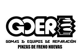 PINZAS DE FRENO NUEVAS  GOER